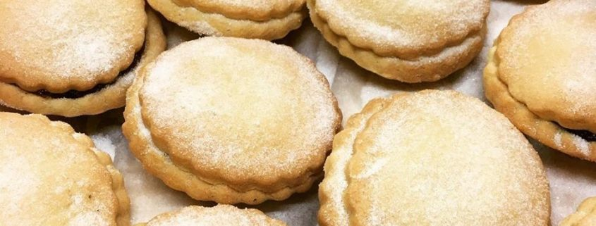 Voted best mince pies
